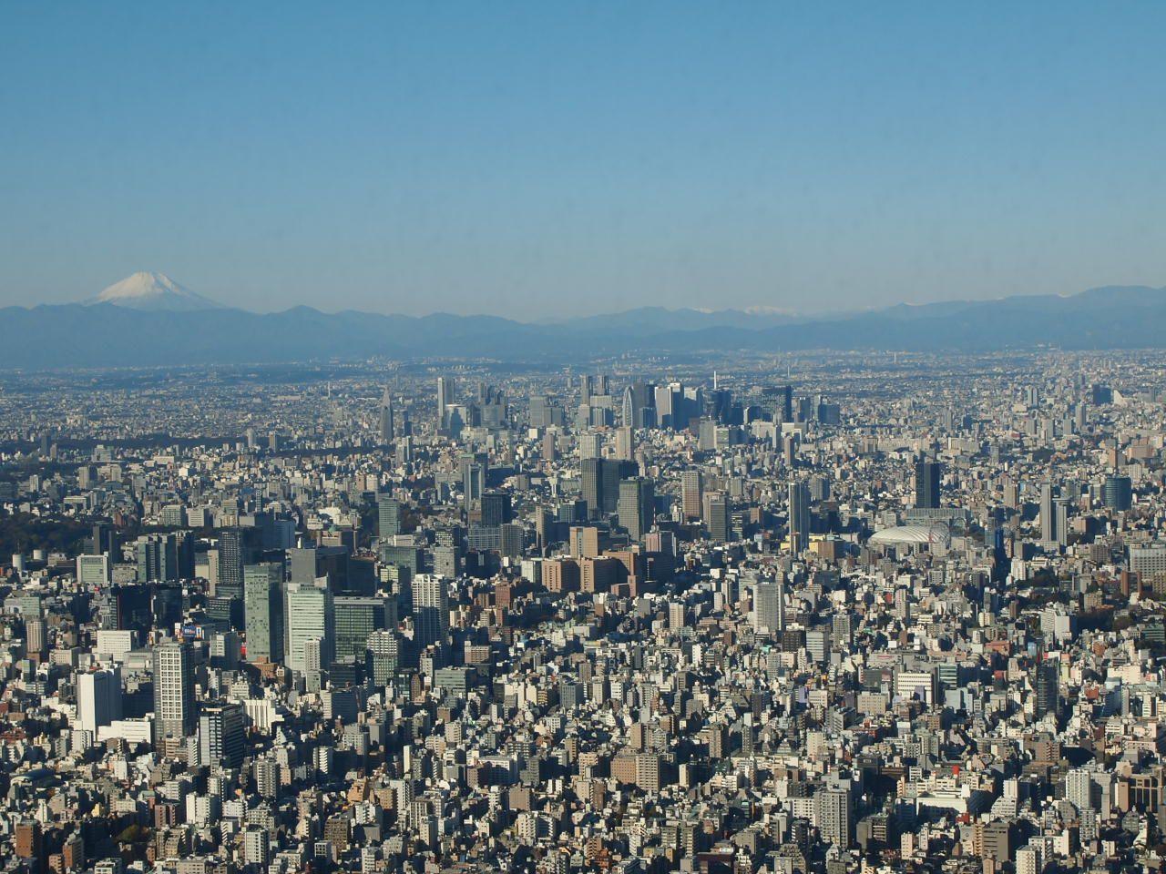 4.東京スカイツリー/東京都