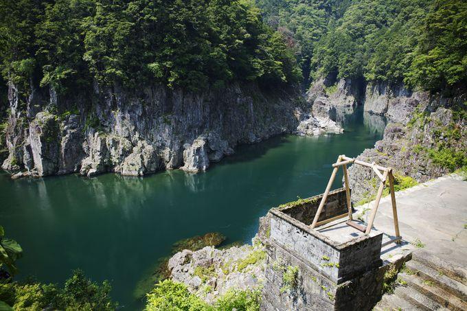 奈良県が誇る大自然。季節によって様々な雰囲気も楽しめます