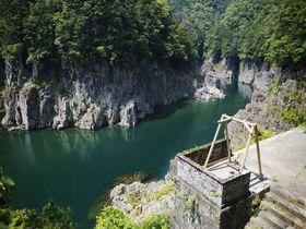 大自然が作り出した神秘的な峡谷!奈良県「瀞峡」へ行こう!