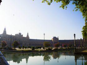 「この世の素晴らしさ」を体現する美しい街並み「セビリア」