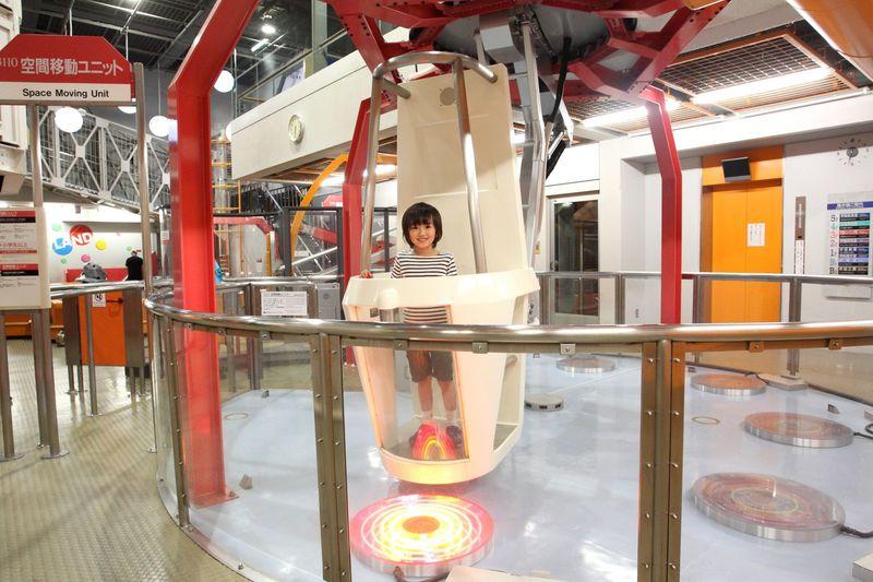 横浜「はまぎん こども宇宙科学館」で宇宙飛行士を体験!