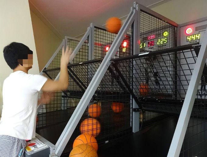 卓球やスポーツ系のゲームで白熱!!