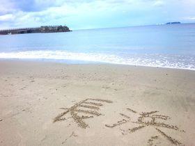 夏だけじゃない!熱海「長浜海浜公園」週末休憩のススメ!