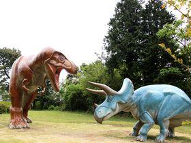 伊豆に恐竜襲来!?子連れで遊べる伊東「小室山公園」が大穴場