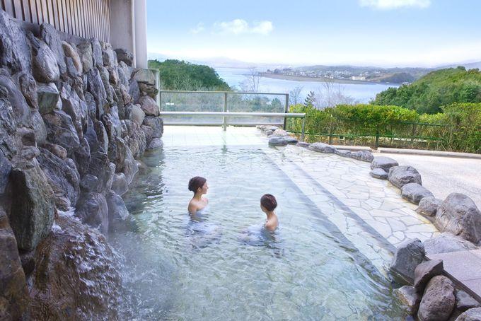 温泉「ひまわりの湯」が無料!