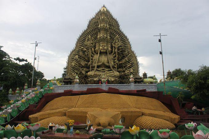 ベトナムの神話や歴史、仏教などがテーマに!