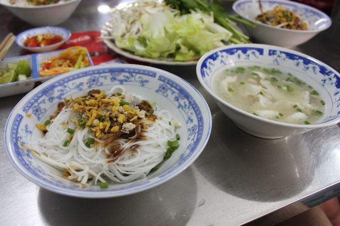 2.フーティウコー(Hu Tieu Kho)