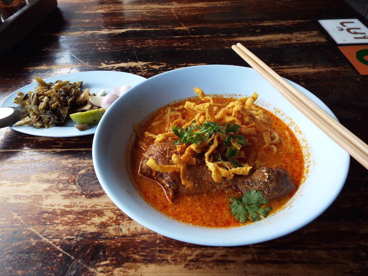 必食グルメ!チェンマイで食べておきたいタイ北部料理5選