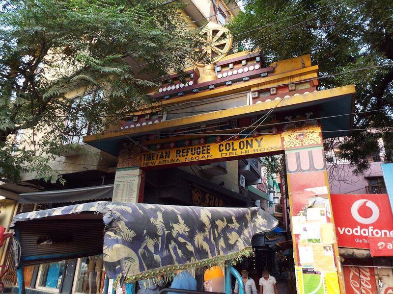 インド・デリーのオアシス!チベット人街「マジュヌカティラ」でほっと一息を