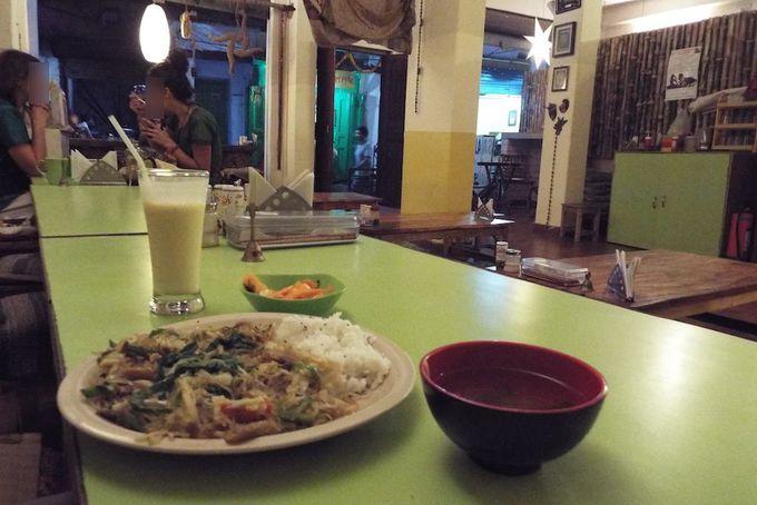 1. ボナ・カフェ(Bona Cafe)