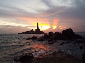 インド最南端で朝日を眺めよう。古えの聖地「カーニャクマリ」で楽しむ神秘的な光景