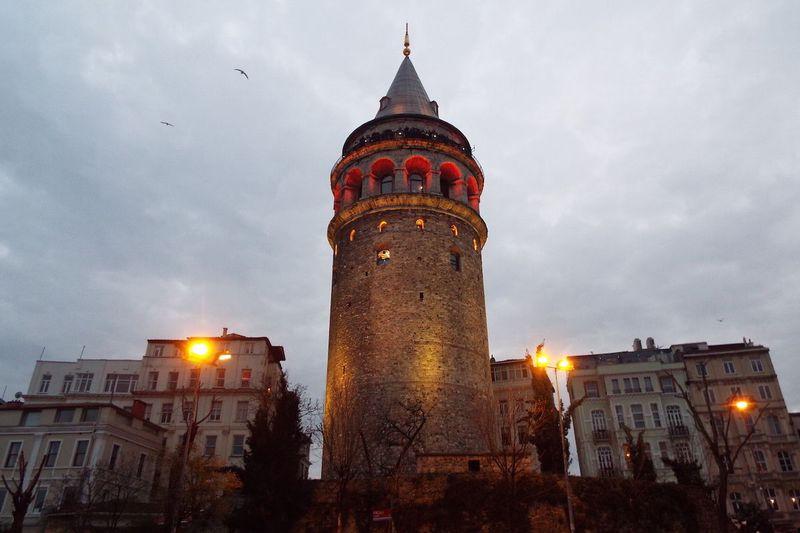 360度パノラマで眺めたい!「ガラタ塔」はイスタンブール観光のハイライト