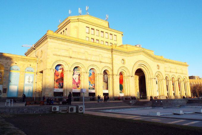 その歴史を今に伝える博物館や記念館