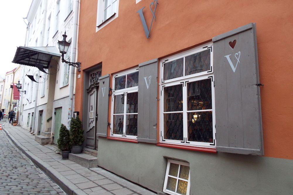 2. Vegan Restoran V