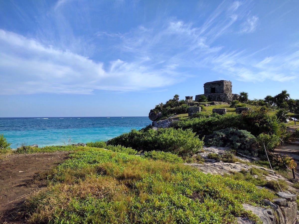 マヤの遺跡とカリブ海の絶景!メキシコ「トゥルム遺跡」が1度で2度美味しい