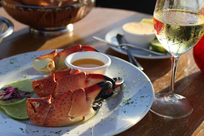 高級食材、ストーン・クラブを格安で!メキシコ・カンクンでオススメの店「クラブ・ハウス」