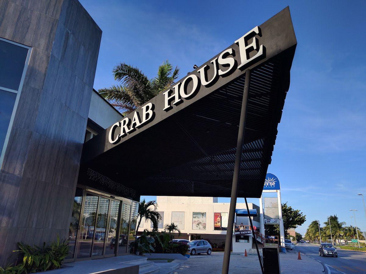 カンクンで食べるなら「クラブ・ハウス」で!