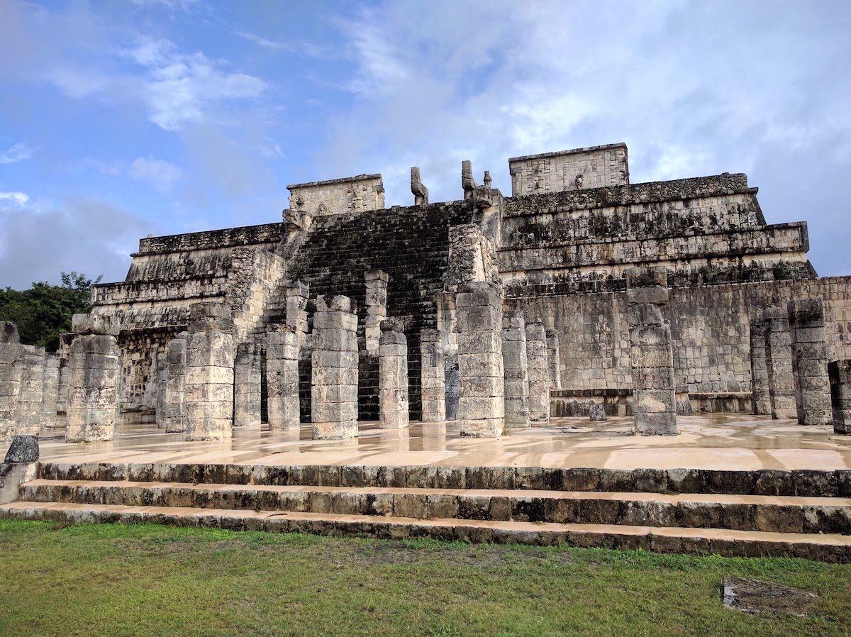 2.戦士の神殿