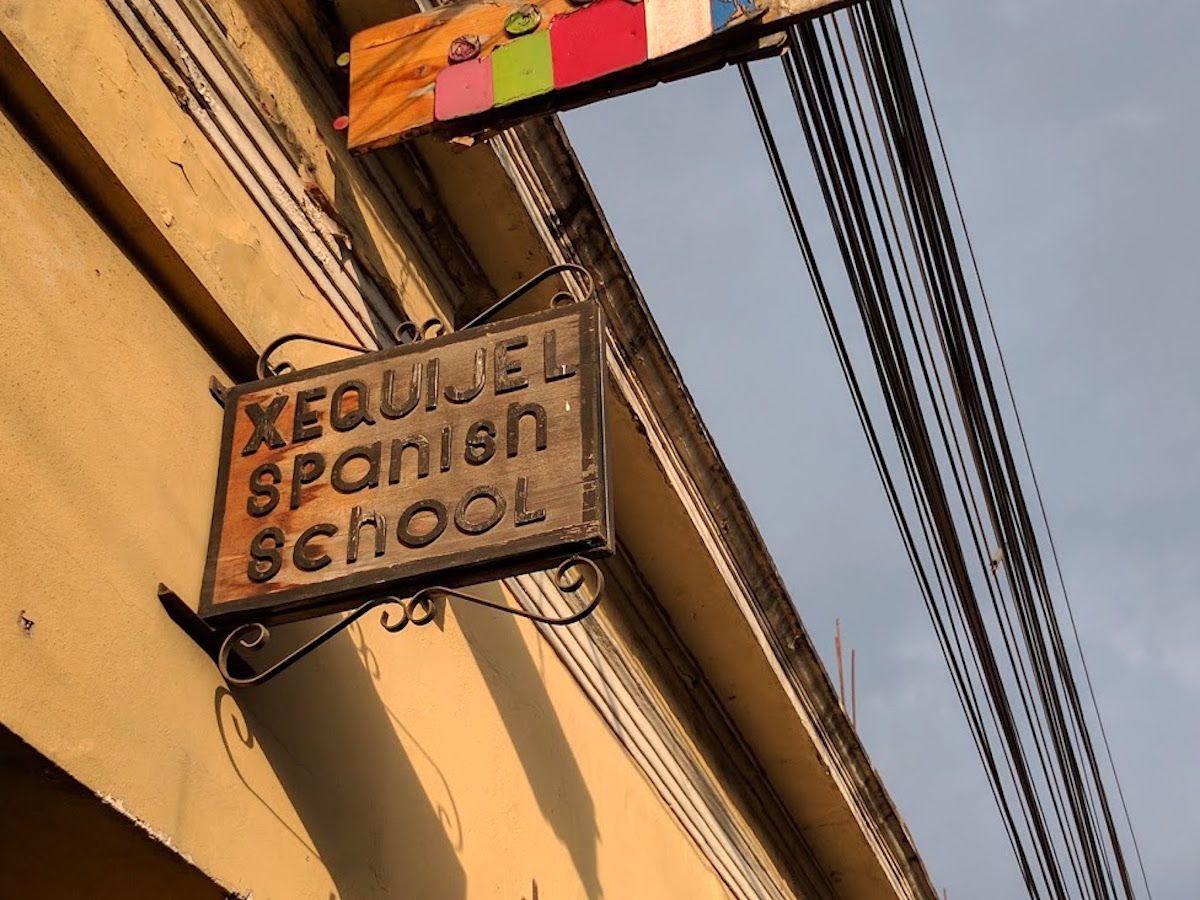 3.スペイン語の学習に没頭できる
