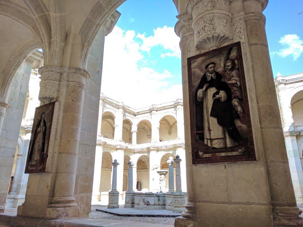 サント・ドミンゴ修道院は州最大の文化センターに