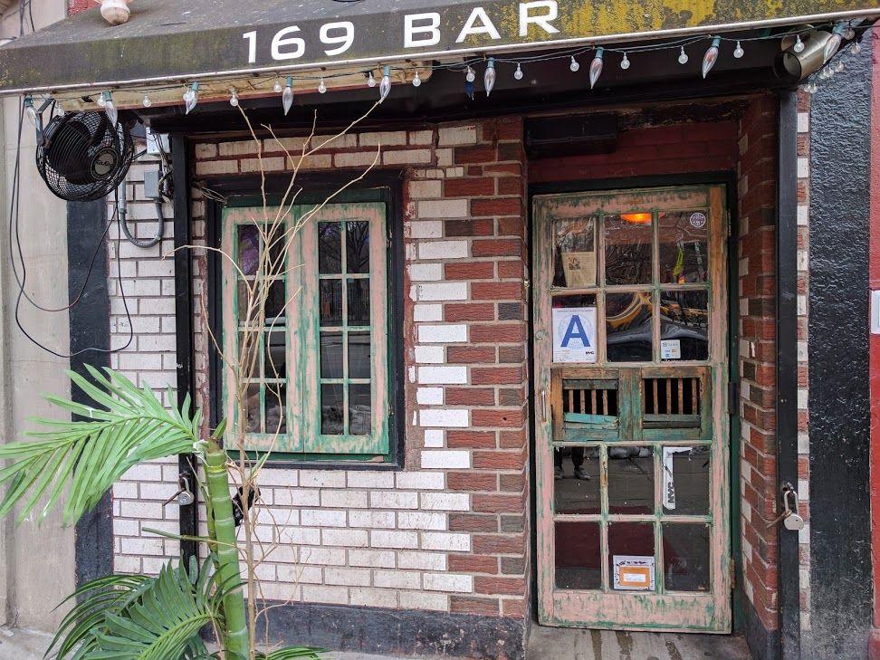 老舗のオイスターバー「169 Bar」とは?