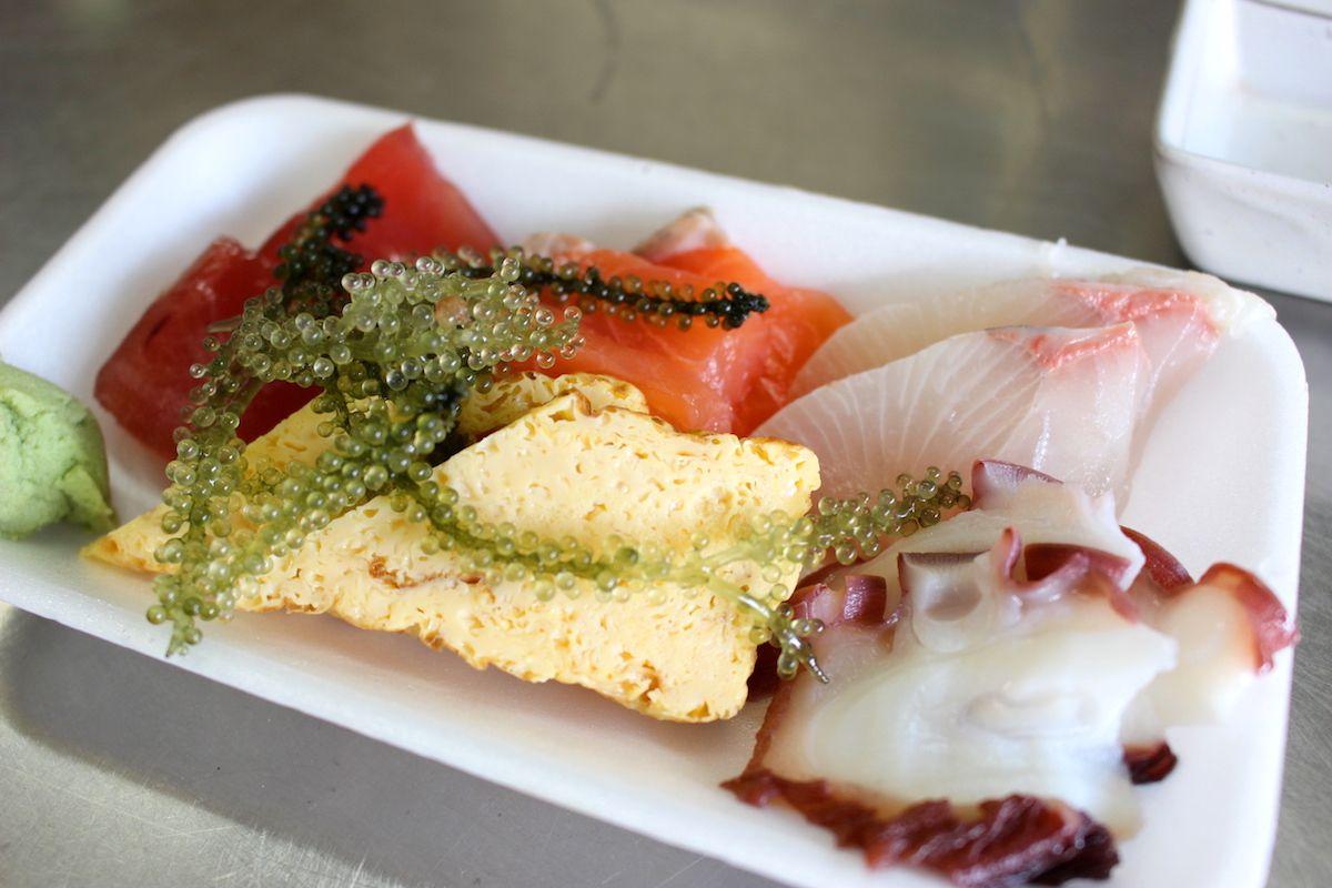 美味しい海鮮がリーズナブルに食べられる