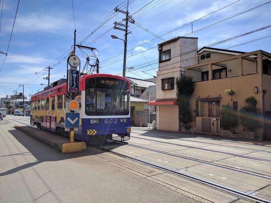 大阪唯一のちんちん電車「阪堺線」とは?
