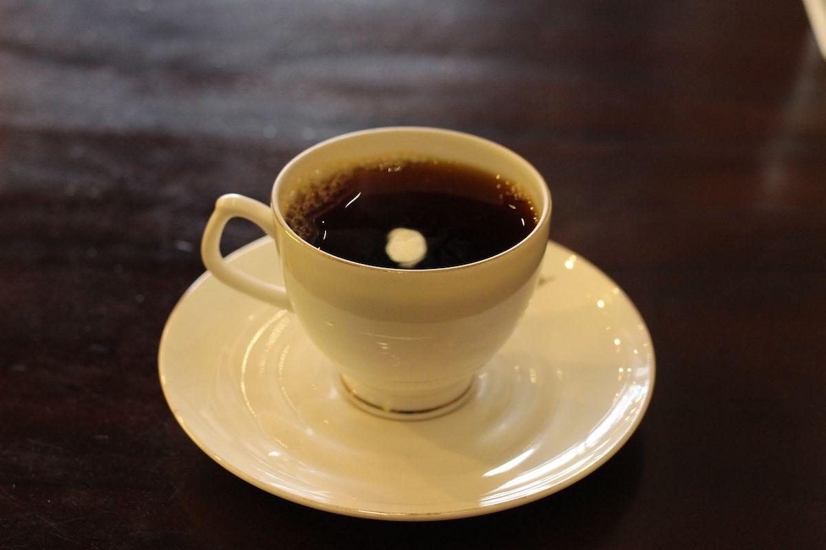 3、ホーチミンで最も美味しいと評判「シンコーヒー」