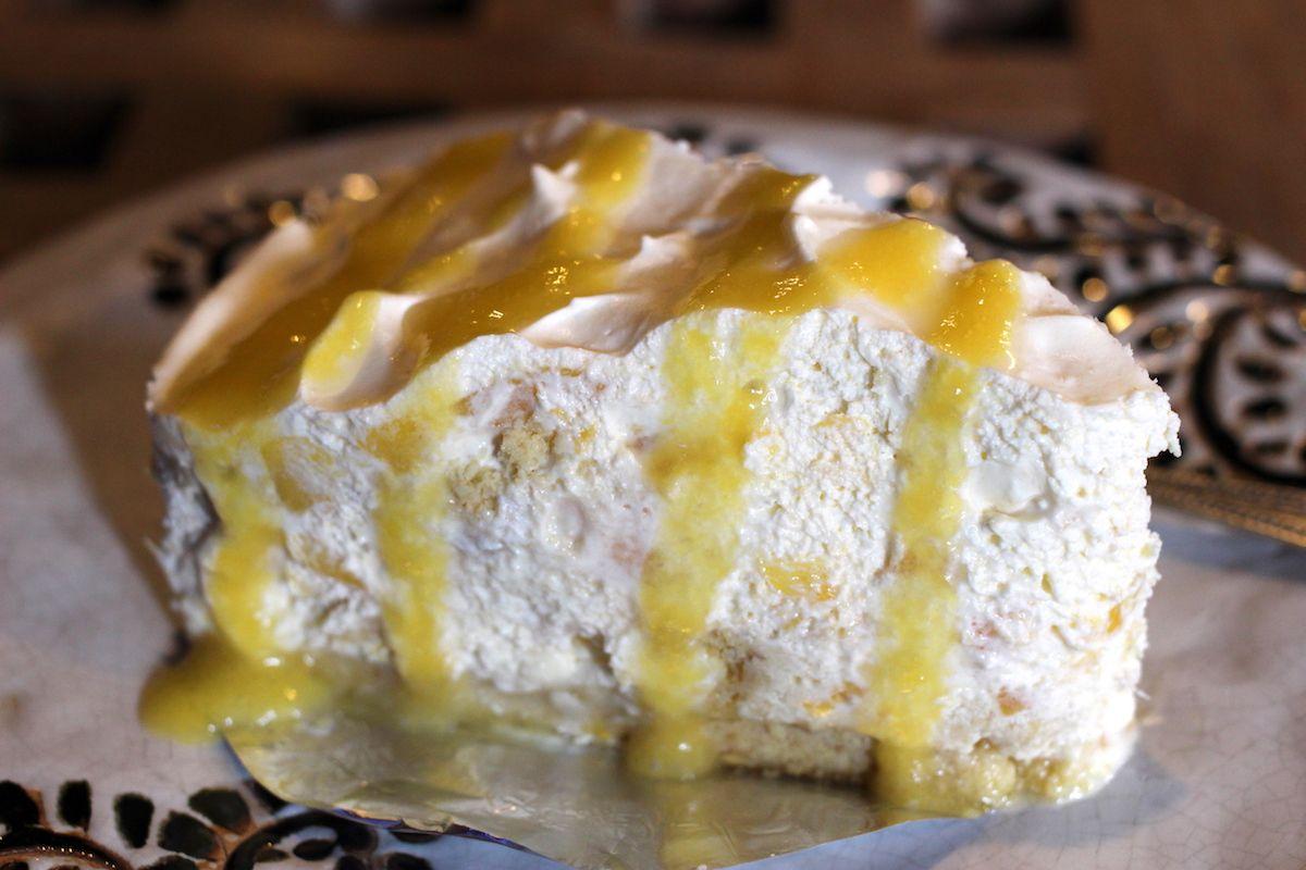 絶品「マンゴーチーズケーキ」が食べられる