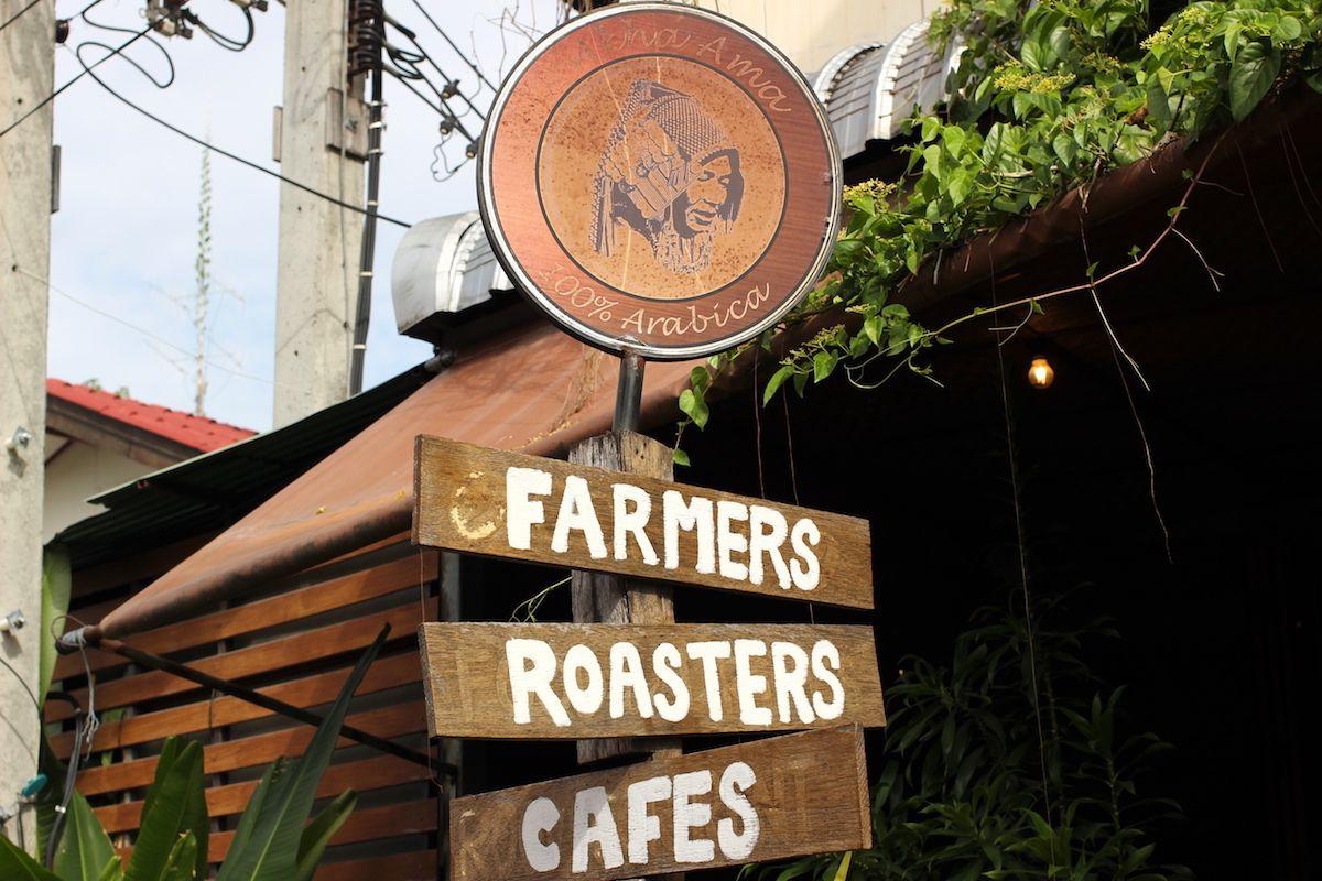 古都・チェンマイに2店舗かまえる人気のカフェ