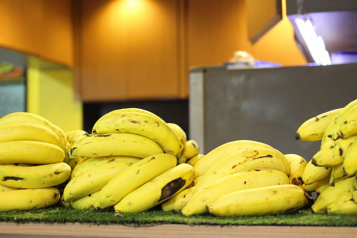 珍しいバナナスイーツ専門店「クルアイクルアイ」