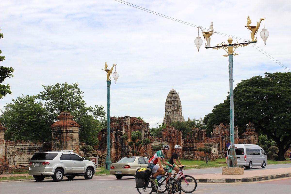 タイの古都・アユタヤとは?