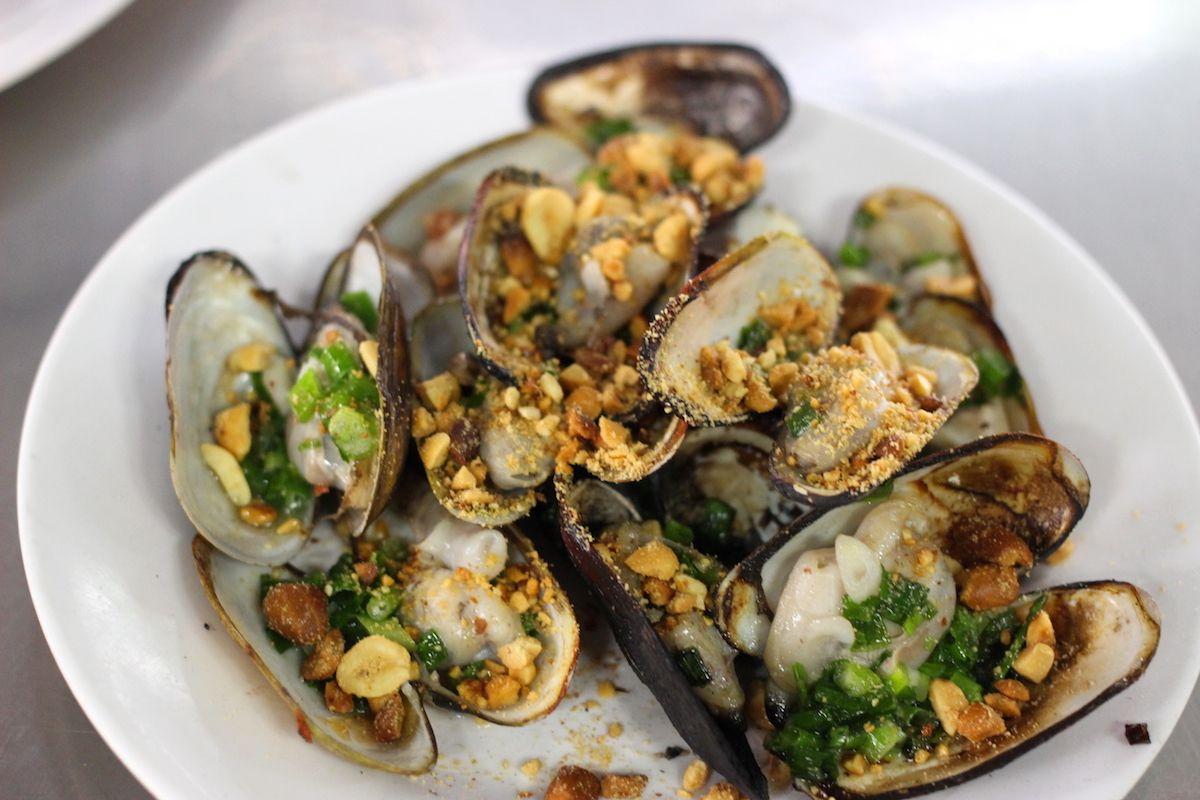 2.バラエティの豊かさが魅力「貝料理」