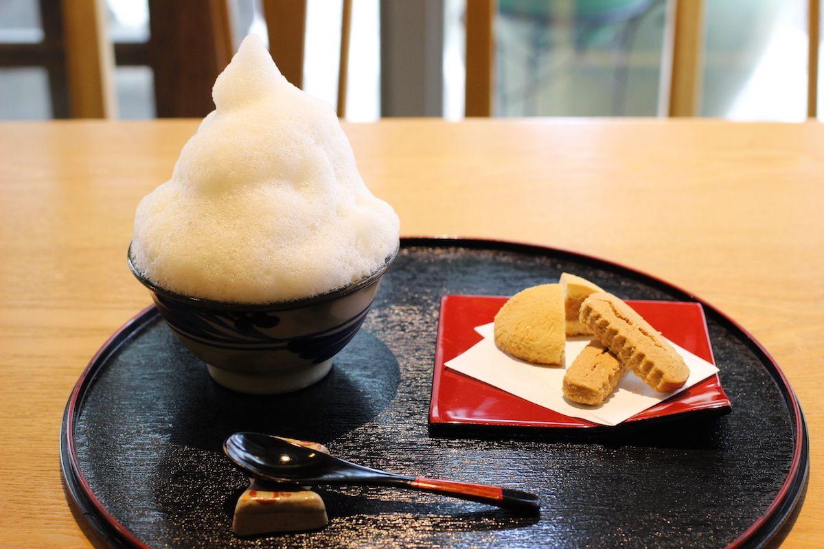 モコモコ感がすごい沖縄名物「ぶくぶく茶」