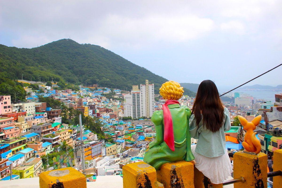 1.釜山/韓国