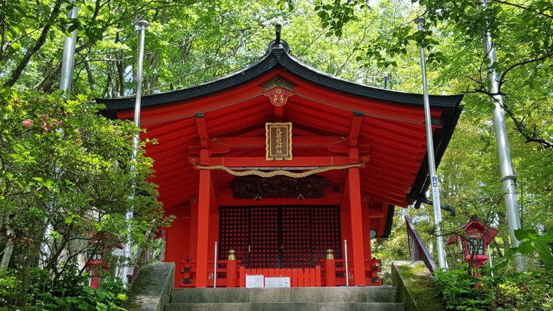 毎月13日以外でも!箱根「九頭龍神社・本宮」へ徒歩で行ってみよう