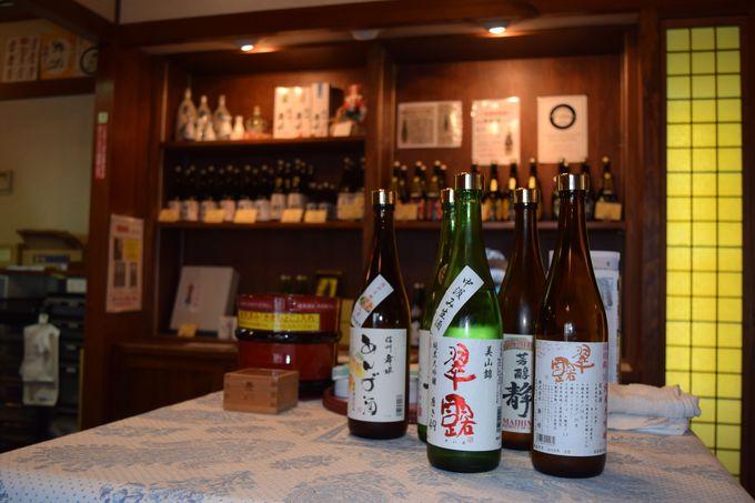 日本酒好きにはたまりません!真澄だけじゃない、「酒蔵巡り」
