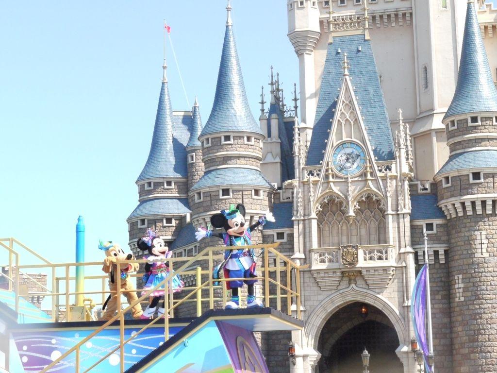東京ディズニーランドの「ディズニー夏祭り」で日本の夏を満喫! | 千葉