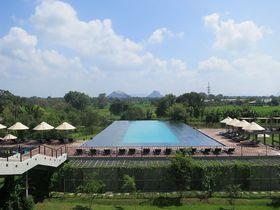 スリランカ「アリヤリゾート&スパ」はシギリヤロックを望む極上リゾート