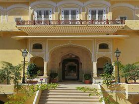 インドの宮殿ホテル「サモード・パレス」でマハラジャ気分を味わおう!