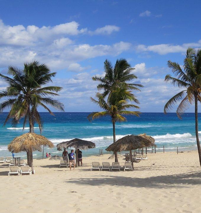 ハバナ郊外の美しいビーチへ!