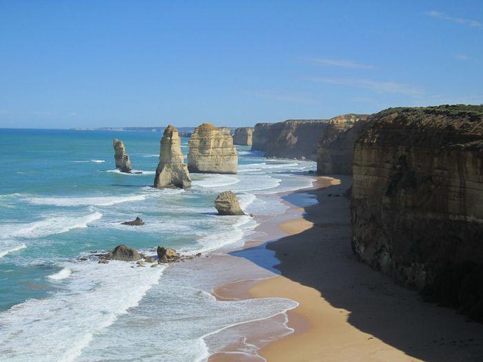 オーストラリアの「グレート オーシャン ロード」へ、世界一美しい海辺のドライブに出かけよう!