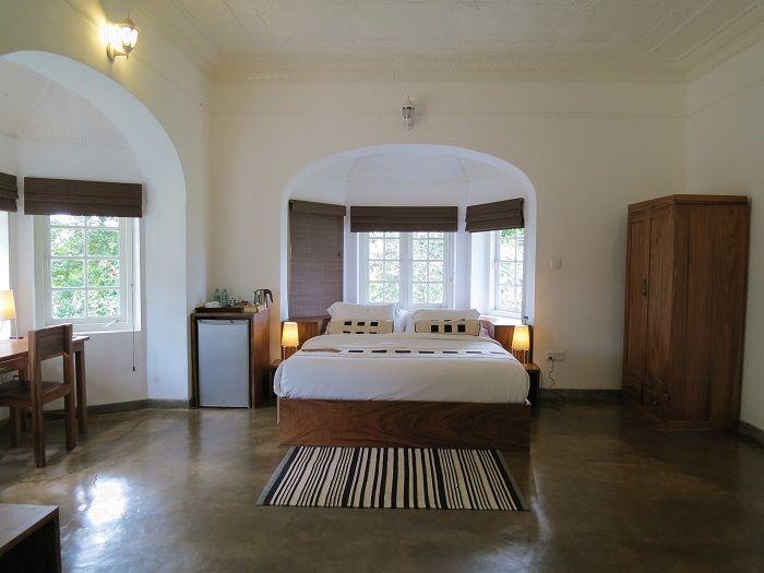 客室は全5室。きめ細やかで温かいおもてなし。
