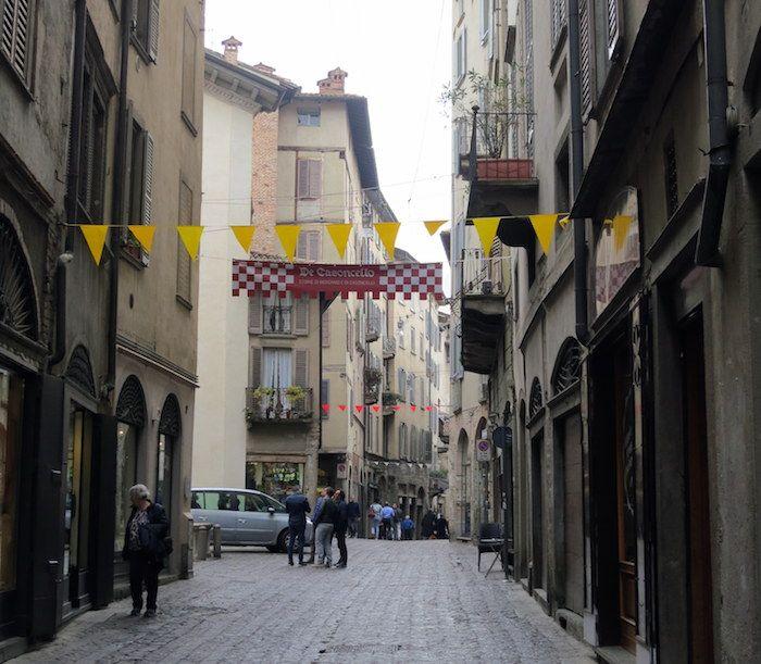ミラノからの日帰り旅「ベルガモ」で中世にタイムトリップ!