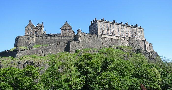 お城の裏側拝見!キャッスルテラスからの眺め