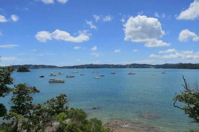 ニュージーランド北部の温暖なリゾート「ベイ・オブ・アイランズ」
