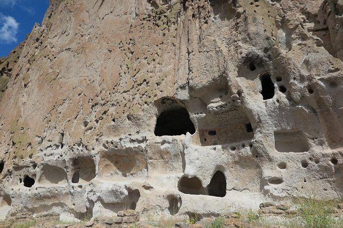 プエブロ族の遺跡「バンデリア国定公園」