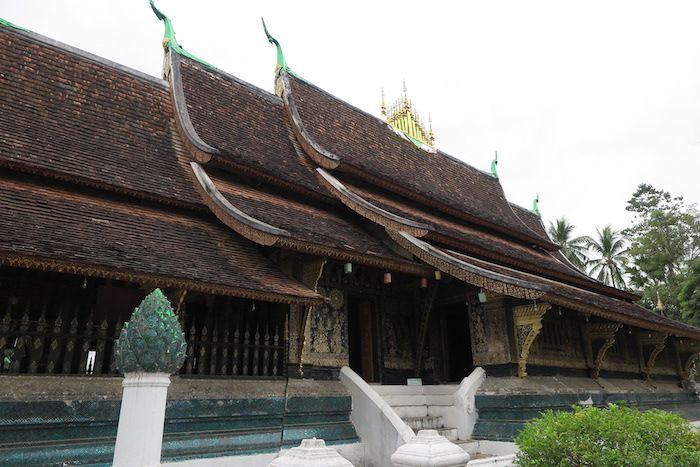 町中に点在する仏教寺院
