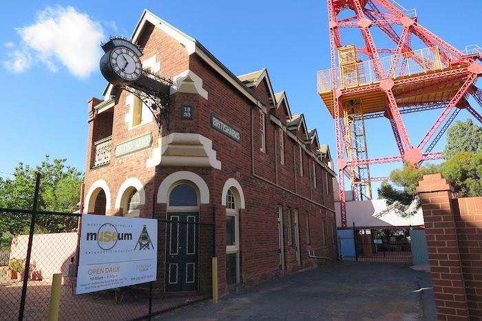 金鉱博物館を訪れよう!