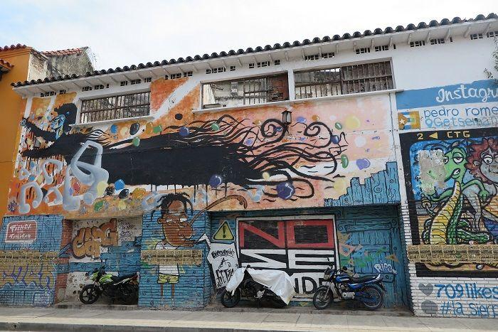 旧市街以外のカルタヘナの見所